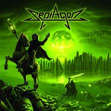 Apocalyptic Rhymes - CD Audio di Septagon