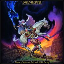 Times of Obscene Evil and Wild Daring - CD Audio di Smoulder