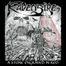 A Stone Engraved in Red - CD Audio di Ravensire