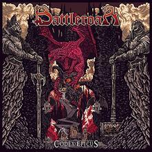 Codex Epicus (Digipack) - CD Audio di Battleroar