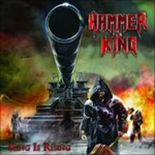 King Is Rising (Limited Edition) - Vinile LP di Hammer King