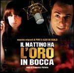 Cover CD Colonna sonora Il mattino ha l'oro in bocca