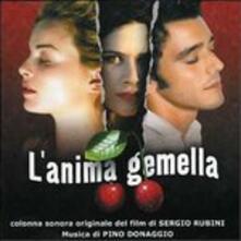 L'anima gemella (Colonna sonora) (Limited) - CD Audio di Pino Donaggio