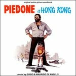 Cover CD Colonna sonora Piedone a Hong Kong