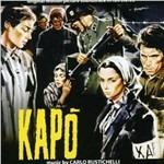 Cover CD Colonna sonora Kapò