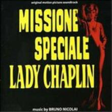 Missione Speciale Lady (Colonna sonora) - CD Audio di Bruno Nicolai