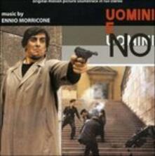Uomini e No (Colonna sonora) - CD Audio di Ennio Morricone