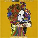 Cover CD Colonna sonora Escalation