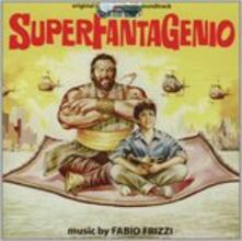 Superfantagenio (Colonna Sonora) - CD Audio di Fabio Frizzi