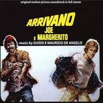 Cover CD Colonna sonora Arrivano Joe e Margherito