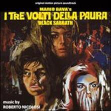 I Tre Volti Della Paura (Colonna sonora) - CD Audio di Roberto Nicolosi