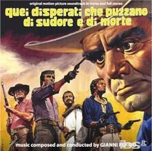 Quei Disperati Che (Colonna sonora) - CD Audio di Gianni Ferrio