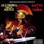 Cover CD Colonna sonora Sette a Tebe