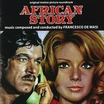 Cover CD Colonna sonora African Story