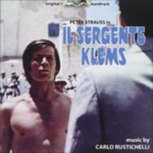 Il sergente Klems (Colonna Sonora) - CD Audio di Carlo Rustichelli