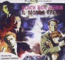 Black Box Affair (Colonna sonora) - CD Audio di Gianni Ferrio