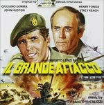 Cover CD Colonna sonora Il grande attacco