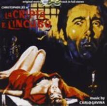 La Cripta e L'incubo (Colonna sonora) - CD Audio di Carlo Savina