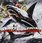 Cover CD Colonna sonora La notte degli squali