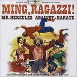 Cover CD Colonna sonora Ming, ragazzi