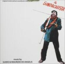 Il sindacalista (Colonna sonora) - CD Audio di Guido De Angelis,Maurizio De Angelis