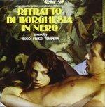 Cover CD Colonna sonora Ritratto di borghesia in nero