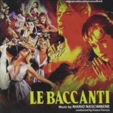 Le Baccanti (Colonna sonora) - CD Audio di Mario Nascimbene