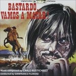 Cover CD Colonna sonora Bastardo vamos a matar