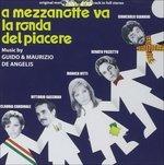 Cover CD Colonna sonora A mezzanotte va la ronda del piacere