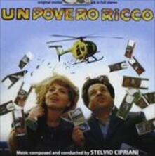 Un povero ricco (Colonna Sonora) - CD Audio di Stelvio Cipriani