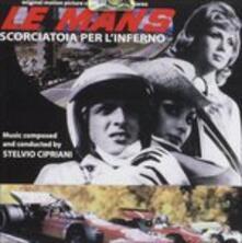 Le Mans Scorciatoia (Colonna sonora) - CD Audio di Stelvio Cipriani