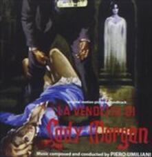 La vendetta di Lady Morgan (Colonna sonora) - CD Audio di Piero Umiliani