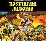 Cover CD Colonna sonora Rosmunda e Alboino