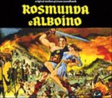 Rosmunda e Alboino (Colonna Sonora) - CD Audio di Carlo Rustichelli