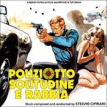 Poliziotto Solitudine (Colonna sonora) - CD Audio di Stelvio Cipriani