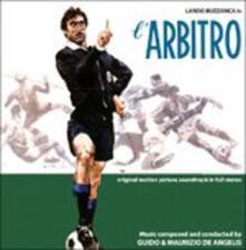 L'arbitro (Colonna Sonora) - CD Audio di Guido De Angelis,Maurizio De Angelis