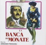 Cover CD Colonna sonora La banca di Monate