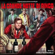 La Grande Notte di Ringo (Colonna sonora) - CD Audio di Carlo Rustichelli