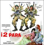 Cover CD Colonna sonora I due parà