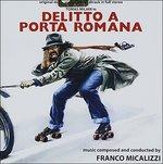 Cover CD Colonna sonora Delitto a Porta Romana