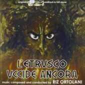 CD L'etrusco uccide ancora (Colonna Sonora) Riz Ortolani