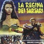 Cover CD Colonna sonora La regina dei tartari