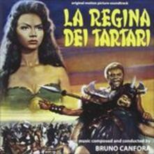 La Regina dei Tartari (Colonna sonora) - CD Audio di Bruno Canfora