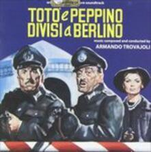 Toto e Peppino divisi (Colonna sonora) - CD Audio di Armando Trovajoli