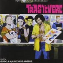 Trastevere (Colonna sonora) - CD Audio di Guido De Angelis,Maurizio De Angelis