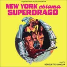 New York chiama Superdrago (Colonna sonora) - CD Audio di Benedetto Ghiglia