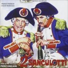 I due Sanculotti (Colonna sonora) - CD Audio di Piero Umiliani
