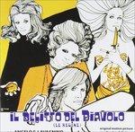 Cover CD Colonna sonora Il delitto del diavolo