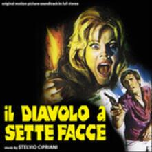 Il Diavolo a sette facce (Colonna sonora) - CD Audio di Stelvio Cipriani