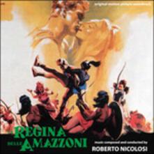 La regina delle Amazzoni (Colonna sonora) - CD Audio